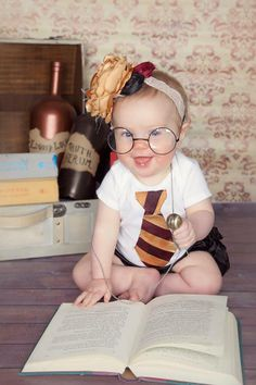 Sweet Harry Potter baby!  HarryPotter Utah Baby Photographer Toddler  Photos 3921a423e58