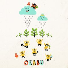 Okabu. Adorable PS3 video game design.