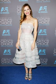 Best Dressed Critics Choice Awards