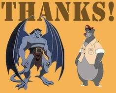 """Let's All Say """"Thank You"""" to the DMC This Tuesday!"""