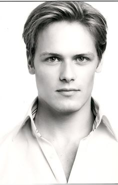 Sam Heughan....to play Jamie Fraser  Outlander Series!!!  Do I see a slight resemblance to True Blood's Eric?