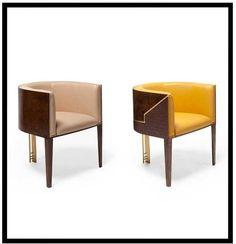 Dimore Studio - Fendi chairs