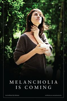 Melancholia , starring Kirsten Dunst, Charlotte Gainsbourg, Kiefer Sutherland, Alexander Skarsgård. Two sisters find their already strained relationship challenged as a mysterious new planet threatens to collide with Earth. #Drama #Sci-Fi