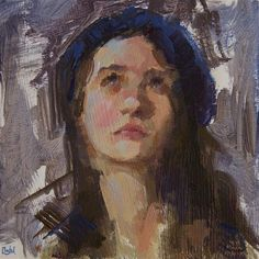 "Daily Paintworks - ""Vintage Acrylic"" - Original Fine Art for Sale - © Chantel Barber"