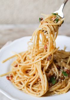 Carbonara Recipes That Should Be In Your Weekly Rotation This Winter