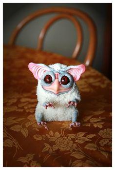 Brown-eyed sowl by Santani.deviantart.com on @deviantART