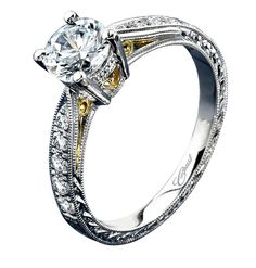 Big Engagement Rings On Peoples Hands 42