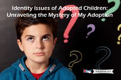 Identity Issues of Adopted Children | Unraveling the Mystery of My Adoption #adoption #adoptees