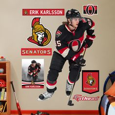 The Flyin SWEDE no. 65 :Erik Karlsson