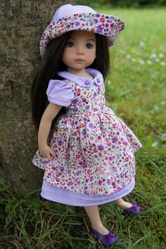 Carrie , Little darling moule 1 , ma petite fille modèle . - OH MY DOLLS CREATIONS