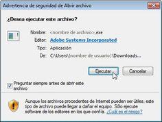 Adobe - Instalación de Adobe Flash Player