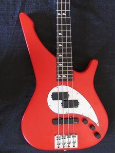 Manne Bass Bass Guitars, Cool Guitar, Musical Instruments, Badass, Rock, Orange, Bass, Music Instruments, Skirt