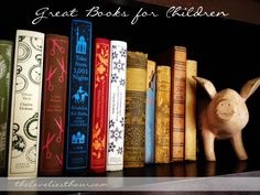 Great book lists for children