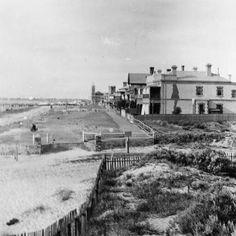 Glenelg in South Australia in 1892.