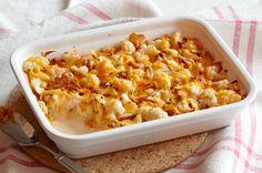 Cheesy Cauliflower au Gratin Recipe - Kraft Recipes