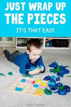 Calming Activities, Fun Activities For Toddlers, Puzzles For Toddlers, Indoor Activities, Infant Activities, Preschool Activities, Summer Activities, Family Activities, Toddler Activity Bags