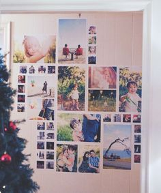The Easiest Decal Photo Wall