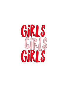 we rule the world.girls/ Girls Girls Girls/ femme/ feminist/ female empowerment/ quotes/ sayings/ motivation/ inspiration/ femme art prints/ pink art print Pretty Words, Beautiful Words, Cool Words, Words Quotes, Wise Words, Sayings, Clever Quotes, Graphic Quotes, Quote Backgrounds