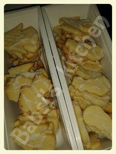 ZITRONENKEKSE Rezept: http://babsiskitchen-foodblog.blogspot.de/2015/12/zitronenkekse.html