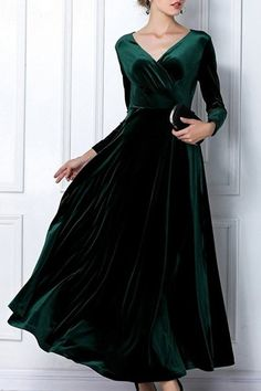 fabulous green maxi~