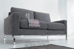 Emilio Italian Modern Sleeper Sofa by Bonaldo Contemporary Sleeper Sofas, Modern Sleeper Sofa, Italian Furniture, Modern Furniture, Recliner, Armchair, Couch, Room, Board