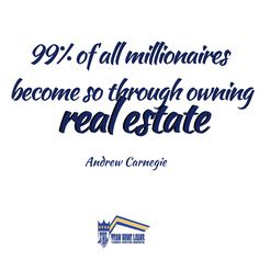 Home ownership creates wealth!