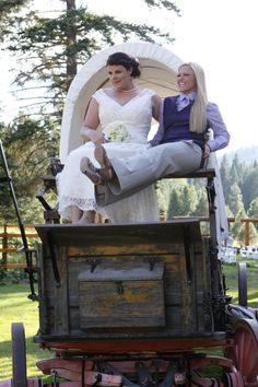 GLTB Weddings at Pine River Ranch - Washington