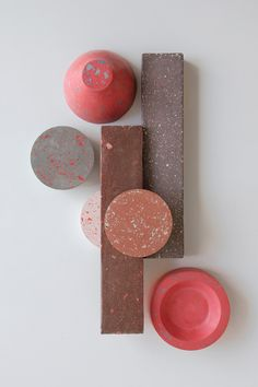 Cosmos concrete - Marta Bakowski _ Design & research