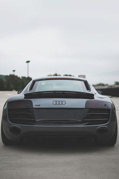 Audi R8 booty.