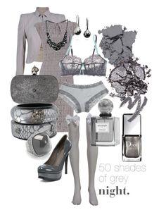 50 shades of grey | wardrobe - night