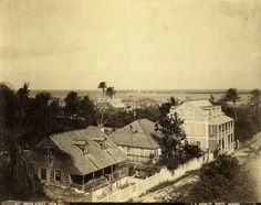 J.F. Coonley - Queen Street From Hill, Nassau, Bahamas | Flickr