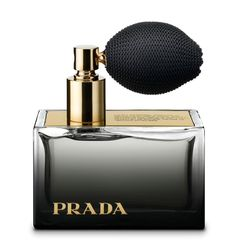~Prada L'eau Ambree~ My favorite perfume ever! Warm & comforting. The scent lasts and smells better after an hour of wearing. And I love the bottle :) Many compliments when wearing this.