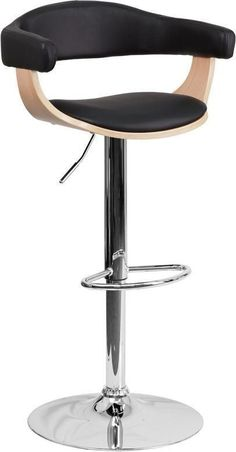 Red contemporary barstool DS 810 MOD RED GG Products