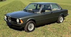 BMW E21 History