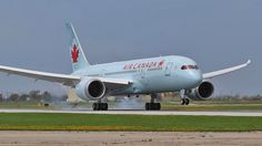 Air Canada's Boeing 787 Dreamliner Makes History