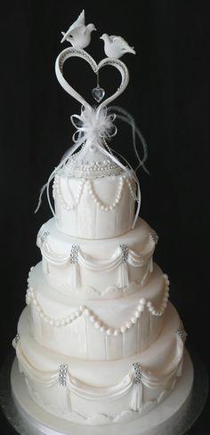 Wedding Cakes from www.cakesjust4u.jimdo.com