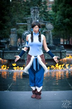 Legend of Korra - The Avatar 5 by LiquidCocaine-Photos.deviantart.com on @DeviantArt