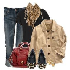 Fall Fashion by Gabym