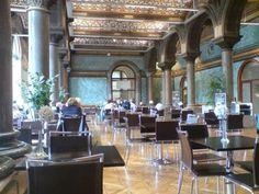 Leeds Art Gallery Tearooms