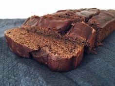 sjokoladebanankake - 150gr havremel, 40 gr sjokoproteinpulver, 2 ss mørk kakao, 2 bananer, 3 egg, 1 dl melk, 2 ss sukrin gold, 1-2 ts bakepulver