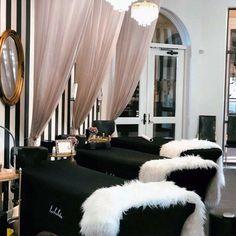 Beauty salon interior, nail salon decor, beauty salon design, salon i Nail Salon Decor, Hair Salon Interior, Salon Interior Design, Interior Design Software, Beauty Salon Design, Beauty Studio, Beauty Room Salon, Salons Decor, Beauty Salons