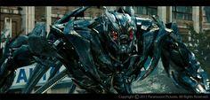 Transformers: Dark of The Moon | The Art of Krishnamurti M. Costa