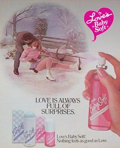 Love's Baby Soft Commercial