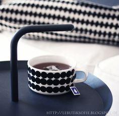 Via Butik Sofie | Black and White | HAY dlm | Marimekko | Ikea PS