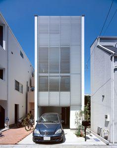 木の階段で作った家・間取り(東京都品川区) | 注文住宅なら建築設計事務所 フリーダムアーキテクツデザイン