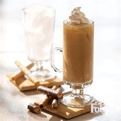 Creamy Instant Iced Coffee from Folgers®