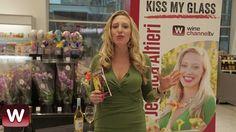Wine TV Kiss My Glass - No BS Wine Guide with Wine TV Jessica Altieri