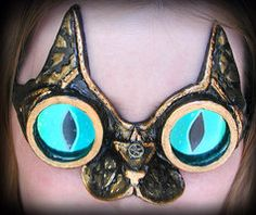 Steampunk Cat Goggles by ~Namingway on deviantART