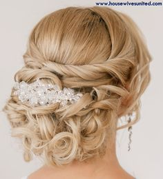Wedding hairstyles for 2014 | HousewivesUnited | http://www.housewivesunited.com/wedding-hairstyles-2014