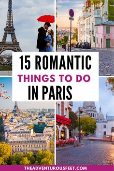 Looking for what to do in Paris with your loved one? Here are the most romantic things to do in Paris that you shouldn't miss.| Best places to visit in Paris| Paris bucket list for couples| best things to do in paris| romantic getaways in Paris| couple things to do in Paris| what to do in paris| how to spend valentines day in paris Couples Things To Do, Romantic Things To Do, Most Romantic Places, Couple Things, Paris Paris, Paris City, Paris Bucket List, Paris Couple